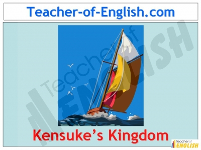 Kensuke's Kingdom (sample)