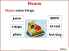Know Your Nouns Teaching Resources (slide 2/7)