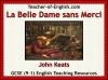 La Belle Dame sans Merci Teaching Resources (slide 1/40)