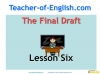 Letter to secondary school Teaching Resources (slide 45/48)