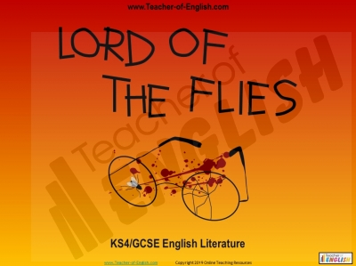 Lord of the Flies - Free Resource