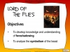 Lord of the Flies (slide 108/187)