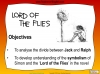 Lord of the Flies (slide 131/187)