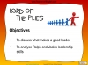 Lord of the Flies (slide 45/187)