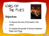 Lord of the Flies (slide 57/187)