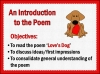 Love's Dog Teaching Resources (slide 3/40)