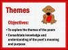 Love's Dog Teaching Resources (slide 36/40)