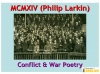 MCMXIV (Philip Larkin) (slide 1/39)