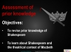 Macbeth (sample) Teaching Resources (slide 3/25)