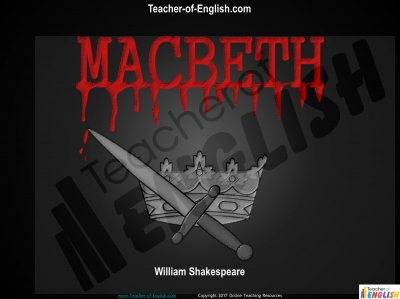 Macbeth (sample) Teaching Resources