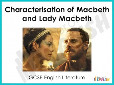 Macbeth - Lady Macbeth and Macbeth