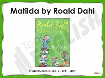 Matilda Teaching Resources
