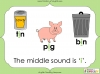 Middle Sounds (slide 19/36)