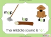 Middle Sounds (slide 24/36)