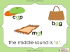 Middle Sounds (slide 9/36)