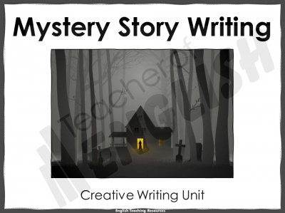 Mystery Story Writing
