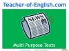 NEW AQA GCSE English (9-1) Reading Non-fiction Texts Teaching Resources (slide 19/95)
