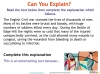 NEW AQA GCSE English (9-1) Reading Non-fiction Texts Teaching Resources (slide 27/95)