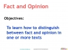 NEW AQA GCSE English (9-1) Reading Non-fiction Texts Teaching Resources (slide 30/95)
