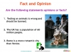 NEW AQA GCSE English (9-1) Reading Non-fiction Texts Teaching Resources (slide 33/95)