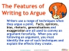 NEW AQA GCSE English (9-1) Reading Non-fiction Texts Teaching Resources (slide 42/95)