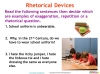 NEW AQA GCSE English (9-1) Reading Non-fiction Texts Teaching Resources (slide 51/95)