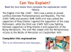 NEW Edexcel GCSE English (9-1) Reading Non-fiction Texts (slide 26/94)