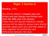 NEW Edexcel GCSE English (9-1) Reading Non-fiction Texts (slide 4/94)