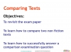 NEW Edexcel GCSE English (9-1) Reading Non-fiction Texts (slide 83/94)