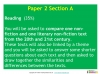 NEW Edexcel GCSE English (9-1) Reading Non-fiction Texts (slide 86/94)