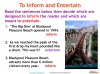 NEW OCR GCSE English (9-1) Reading Non-fiction Texts (slide 25/95)