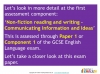 NEW OCR GCSE English (9-1) Reading Non-fiction Texts (slide 4/95)