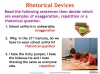 NEW OCR GCSE English (9-1) Reading Non-fiction Texts (slide 54/95)