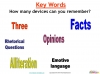 NEW OCR GCSE English (9-1) Reading Non-fiction Texts (slide 71/95)