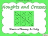 Noughts and Crosses Teaching Resources (slide 1/5)