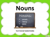 Nouns - Year 1 Teaching Resources (slide 1/29)