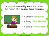 Nouns - Year 1 Teaching Resources (slide 4/29)