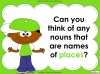 Nouns - Year 1 Teaching Resources (slide 9/29)