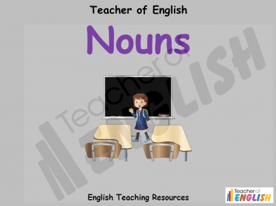 Nouns for Names