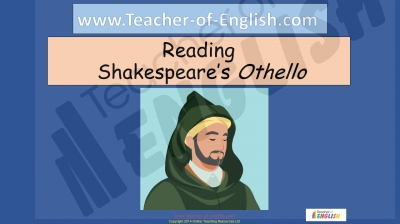 Othello Teaching Resources