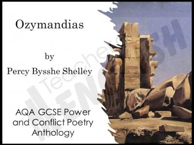 Ozymandias Teaching Resources