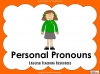 Personal Pronouns (slide 1/9)