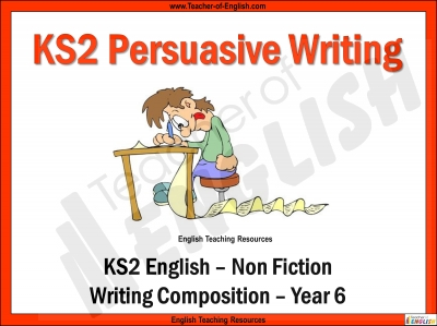 Persuasive Writing KS2