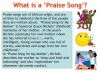 Praise Song for My Mother Teaching Resources (slide 8/40)