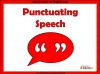 Punctuating Speech Teaching Resources (slide 1/13)