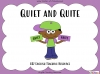 Quiet and Quite (slide 1/9)