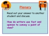 Reading Non Fiction and Media Texts (slide 39/104)