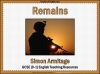 Remains by Simon Armitage