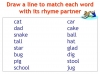 Rhyming Words Teaching Resources (slide 4/11)