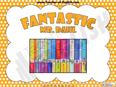 Roald Dahl Day Resource